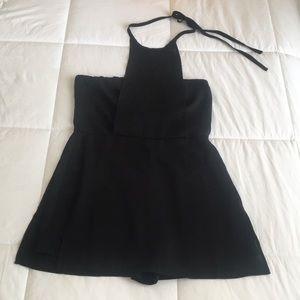 Forever 21 Halter Skort Dress